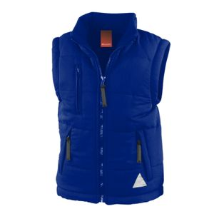 Result Kids Ultra Padded Bodywarmer Thumbnail