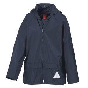 Result Kids Waterproof Jacket/Trouser Suit in Carry Bag Thumbnail